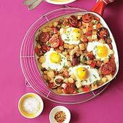 Αυγα στο τηγανι αλλιωτικα