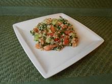 Σαλάτα με couscous γιαπαιδιά