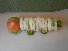 Σάντουιτς για παιδικόπάρτι