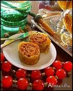 Σαραγλί ξάνθης  αγαπημένη γεύση μακρινής ανατολής!!!