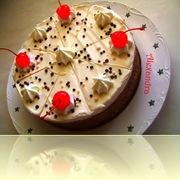 Waterloo(βατερλώ)   δείτε πώς μπορούμε να μετατρέψουμε έναν απλό  κορμό κατσαρόλας σε τούρτα πραγματικά  όνειρο!!!