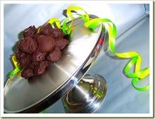 Σοκολατάκια με δαμάσκηνο