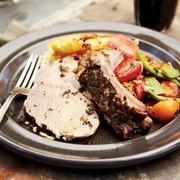 Χοιρινό ψαρονέφρι στο φούρνο με αρωματικά και σκόρδο!