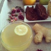 Τσάι με τζίντζερ (ginger)