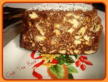 Μωσαϊκό(ή σαλάμι) με baileys και καρύδα