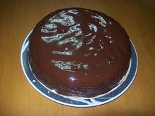 Γκανάς σοκολάτας για επικάλυψη
